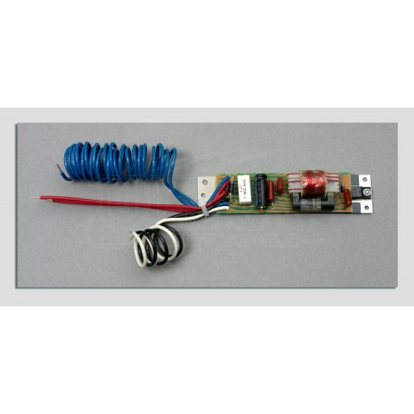 12 Volt Ballast - connect to 12V battery, or cigarette plug