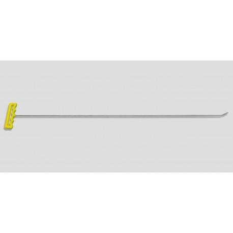 "30"" Standard twist 45 degrees 1-1/8"" blade"