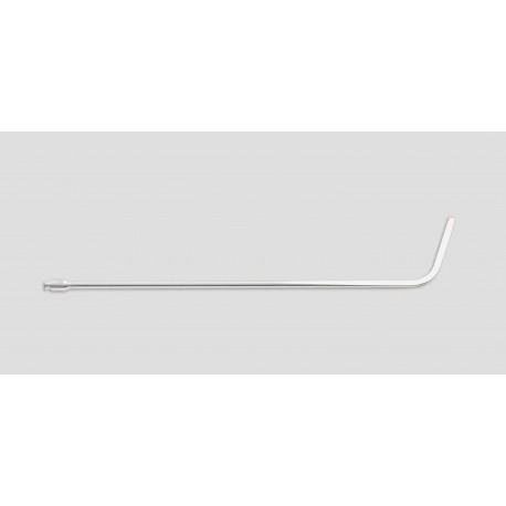 "22"" Standard twist 80 degrees 3/8"" diameter, 4-1/2"" blade"