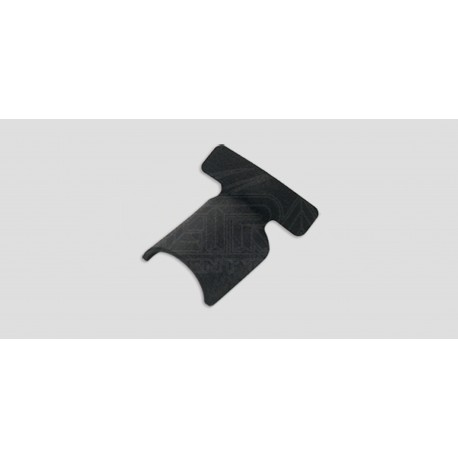 Motorcycle filler neck protector