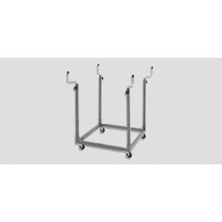Heavy Duty Steel Adjustable Hoodrack