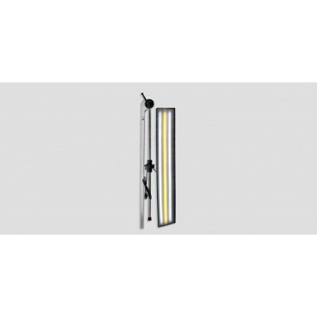 "36"" 12v LED 3-Strip Retro kit for PDR lights-fits A-1, Anson & Inventure - CHROME ONLY"