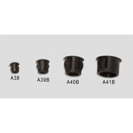 "3/8"" LOCKING plug-hard plastic"