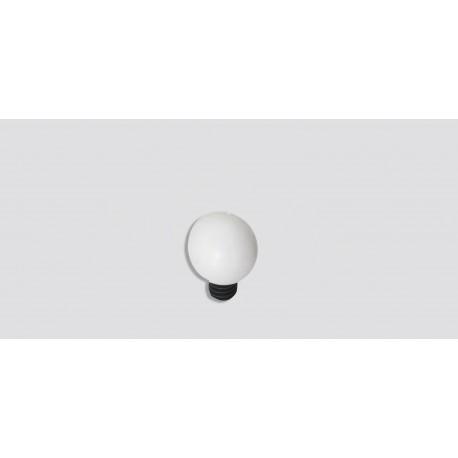 "3/4"" Delrin round blending ball"