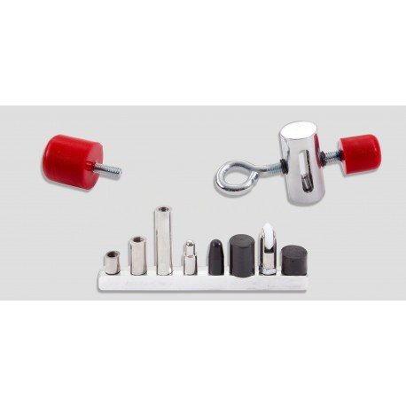 Flat Bar Tip Slider Kit (flat bar not included) FBR2SLIDE, A44TH, A26B1,	A26B4,A36B, A36C2, A36C3, A44S, A44.5, A451, A452, RST2