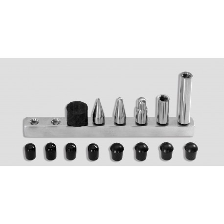 """1/2"""" 6-pc screw-on tip set, A44TH"""