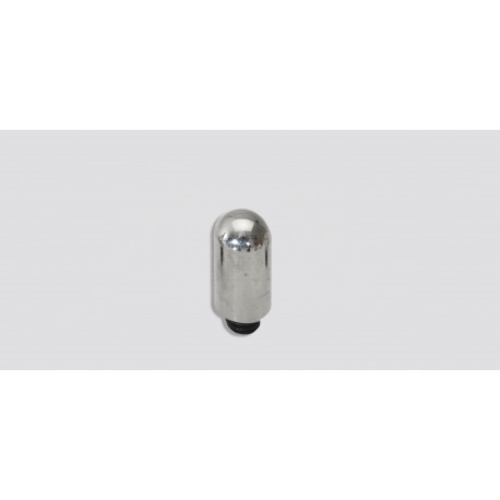 """1/2"""" x 1"""" Stainless ball tip"""