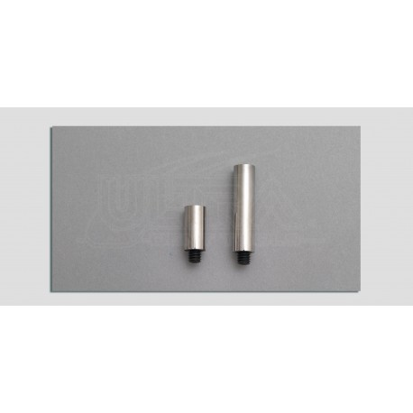 "1/2"" X 1"" and 2"" Screw-on extension set"