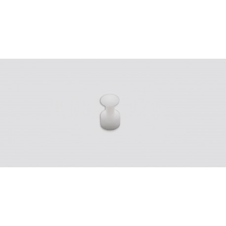 "Extra Small pull tab - 1/2"" diam. w/Magnet"