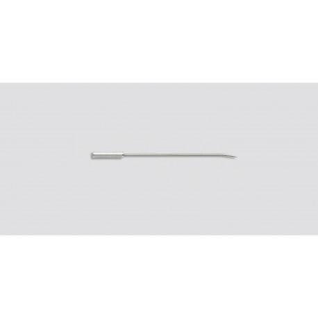 "17"" Inline pick 15 degrees1-3/4"" sharp/pencil point 5/16"" diameter"