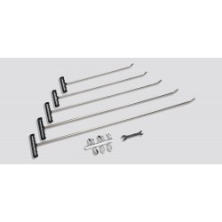 Roller rod & tip set
